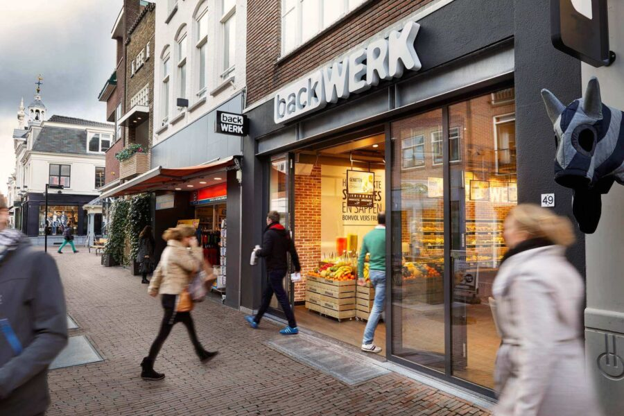BackWerk, Brauckmann, food service bakery, baking, bread, snacks, Germany
