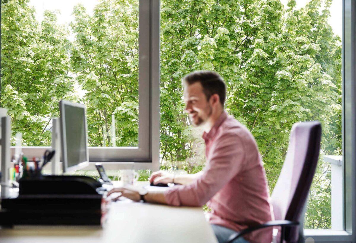 Zufriedene Mitarbeitende für zufriedene Kunden