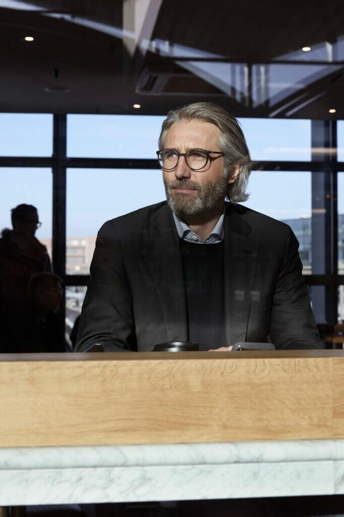 Michael Mueller, CEO Valora