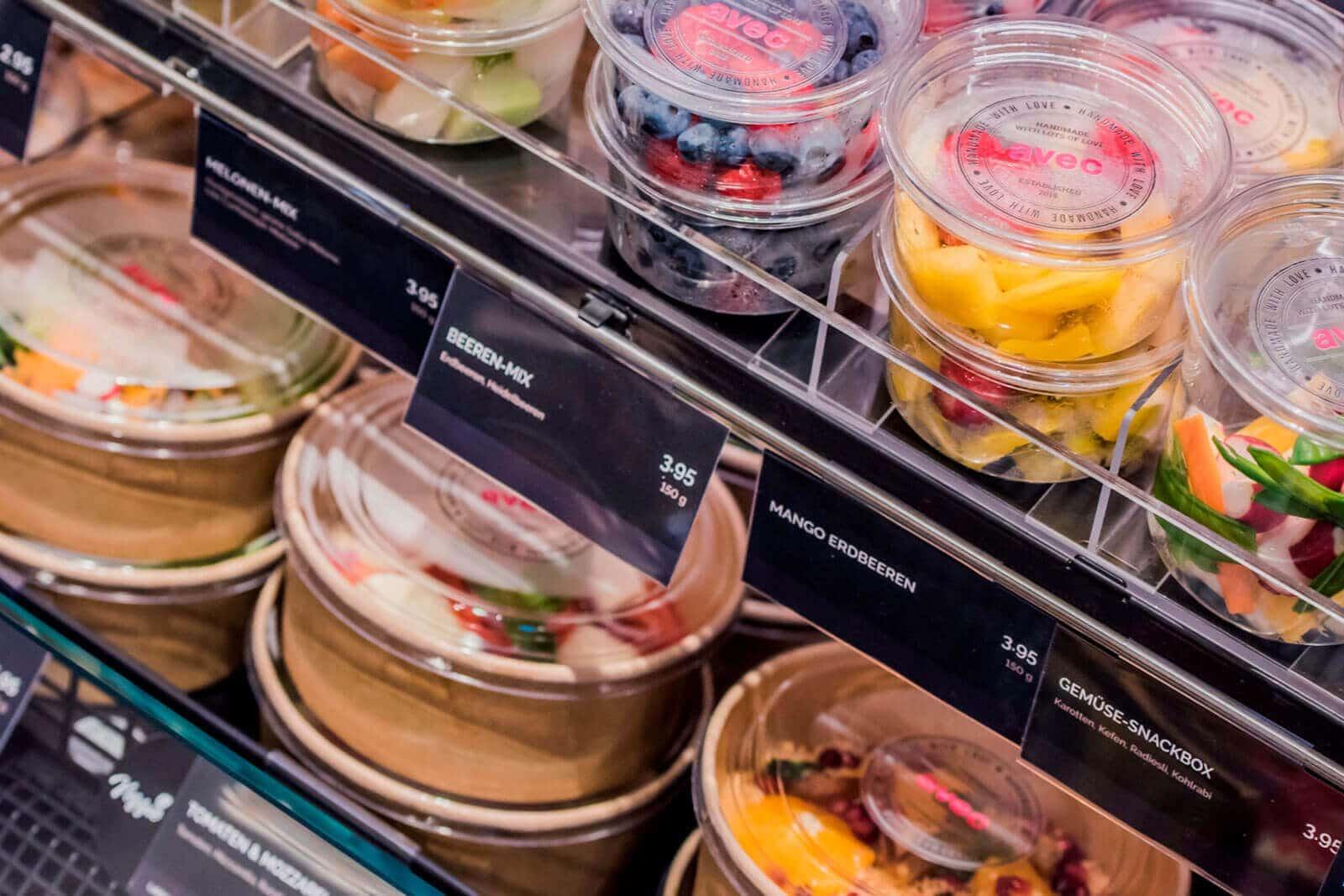 avec, Convenience, Food, regionale Produkte