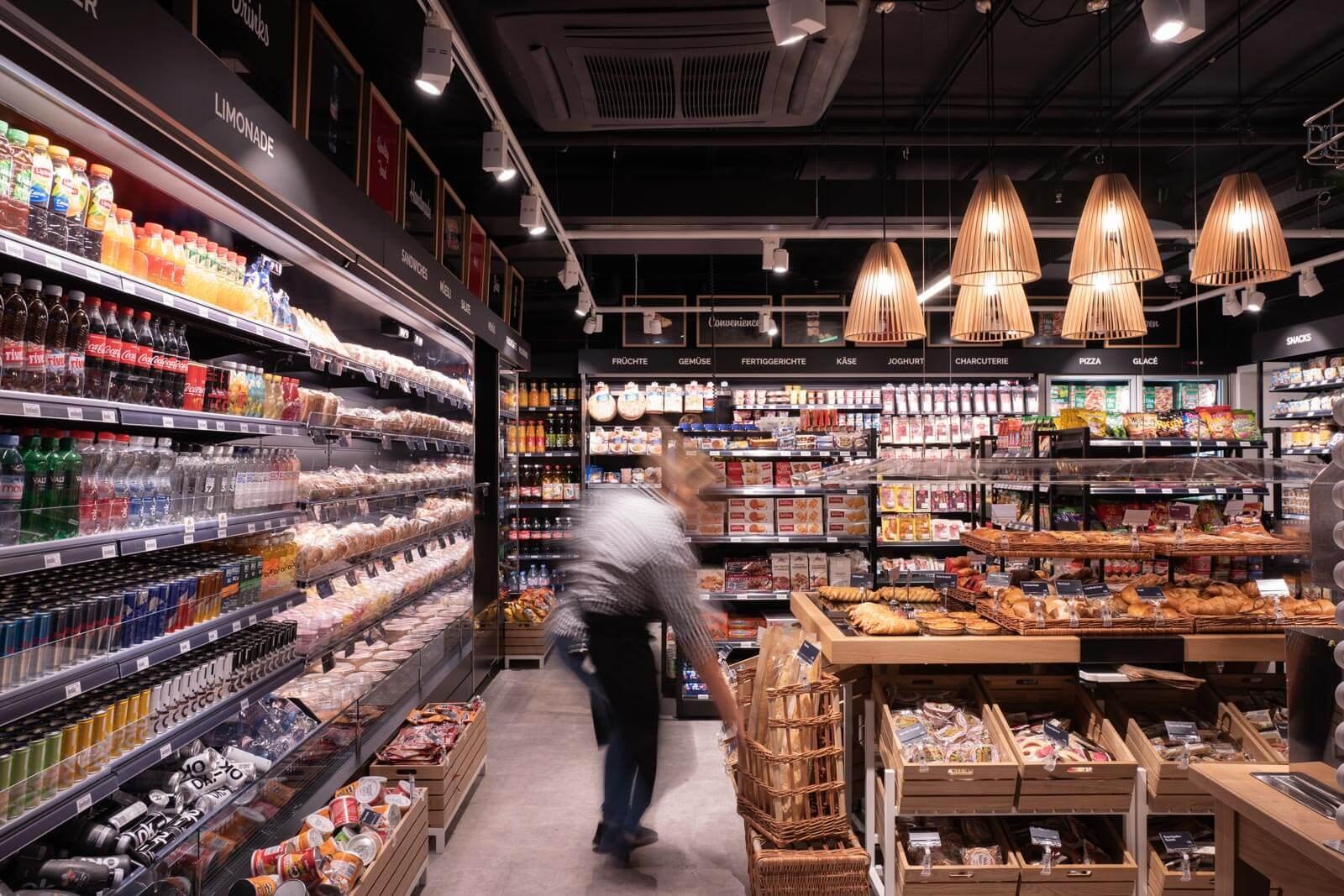 avec, Zürich Oerlikon, Convenience, Food