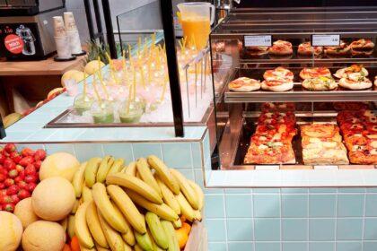 Valora, BackWerk, Snacking, Essgewohnheiten, Deutschland, Studie