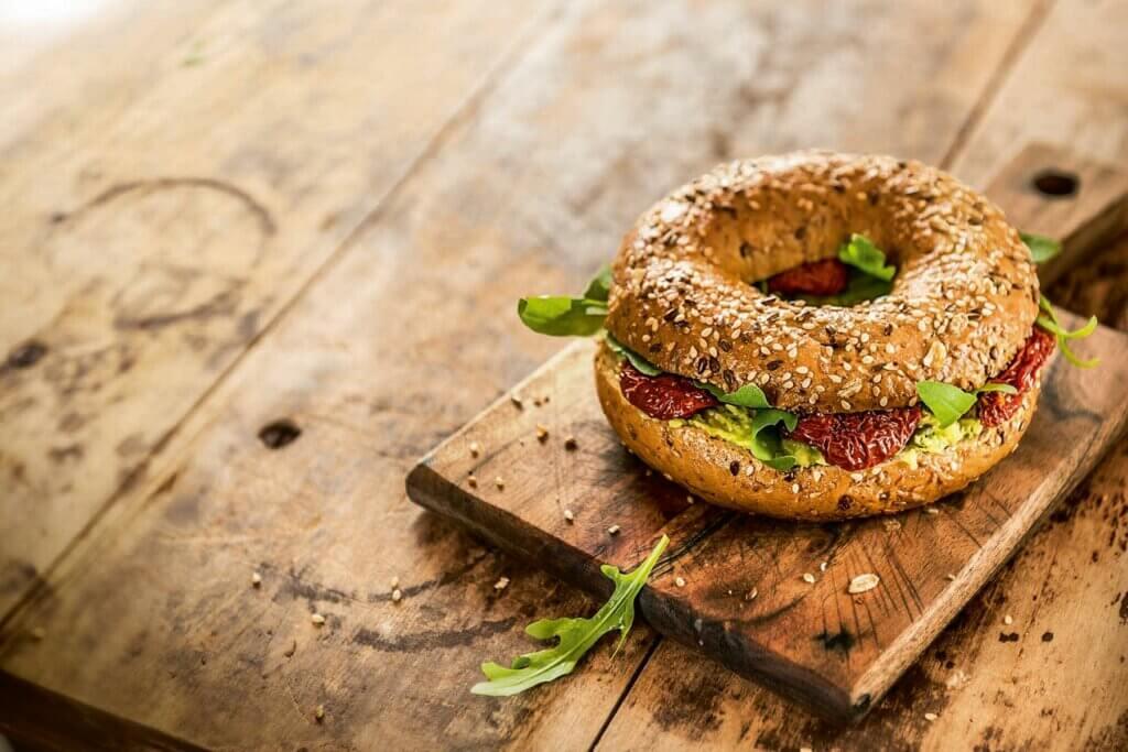 BackWerk, Snacking, Bagel, Essgewohnheiten, Studie