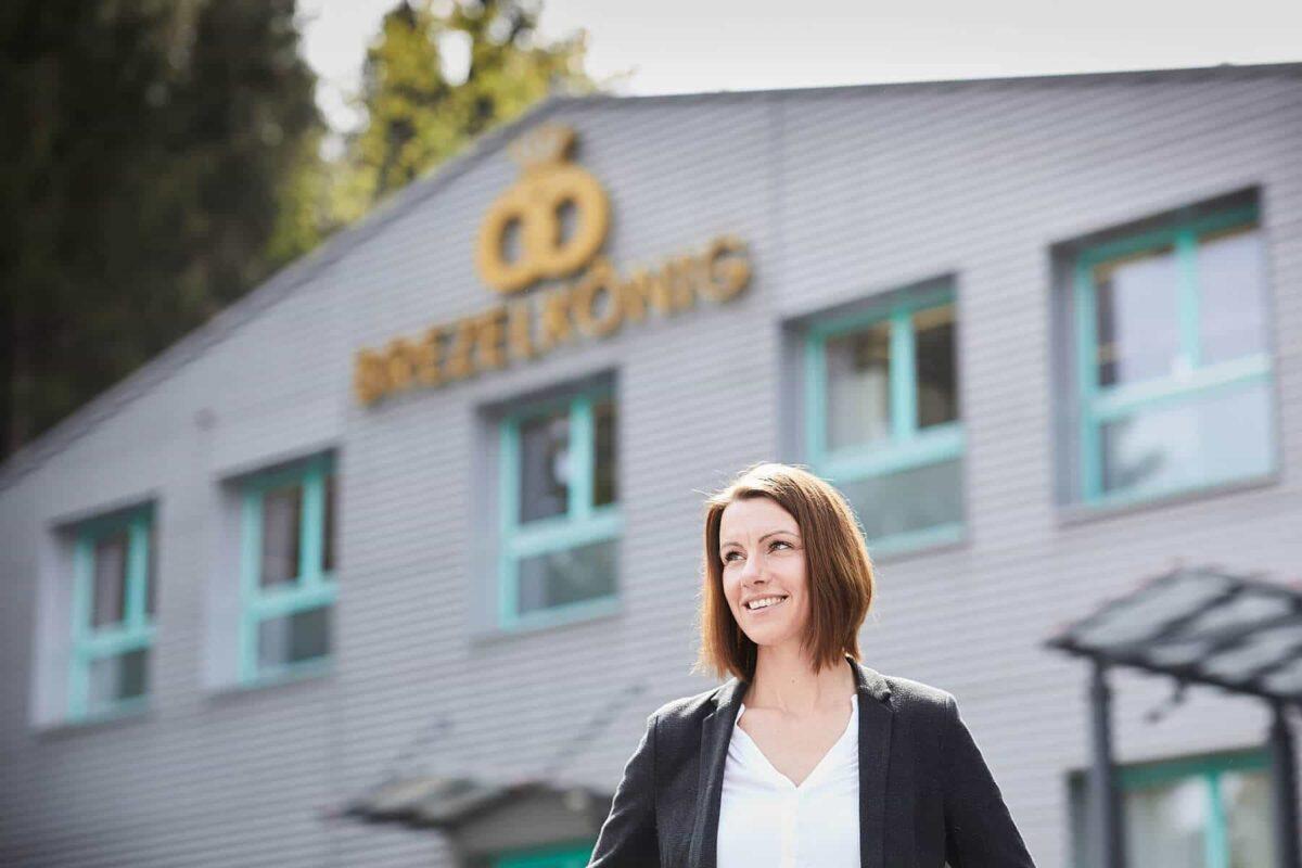 Christina Jesse — Food Category Manager