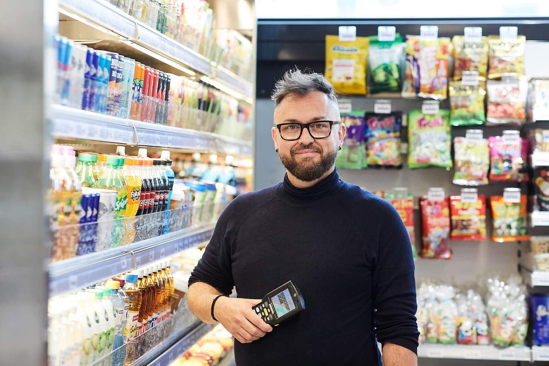k kiosk, Inventurabteilung