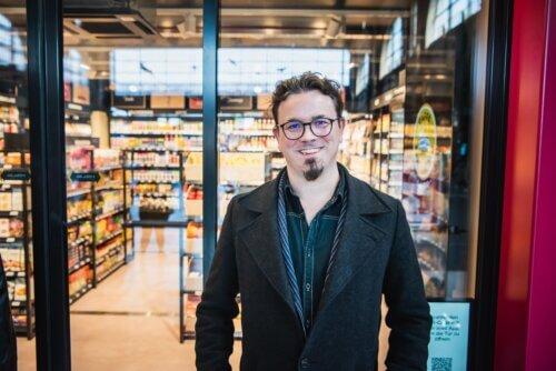 Andreas Märki - Consumer Application Developer
