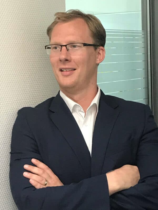 Seb Gooding, Geschäftsführer Ditsch