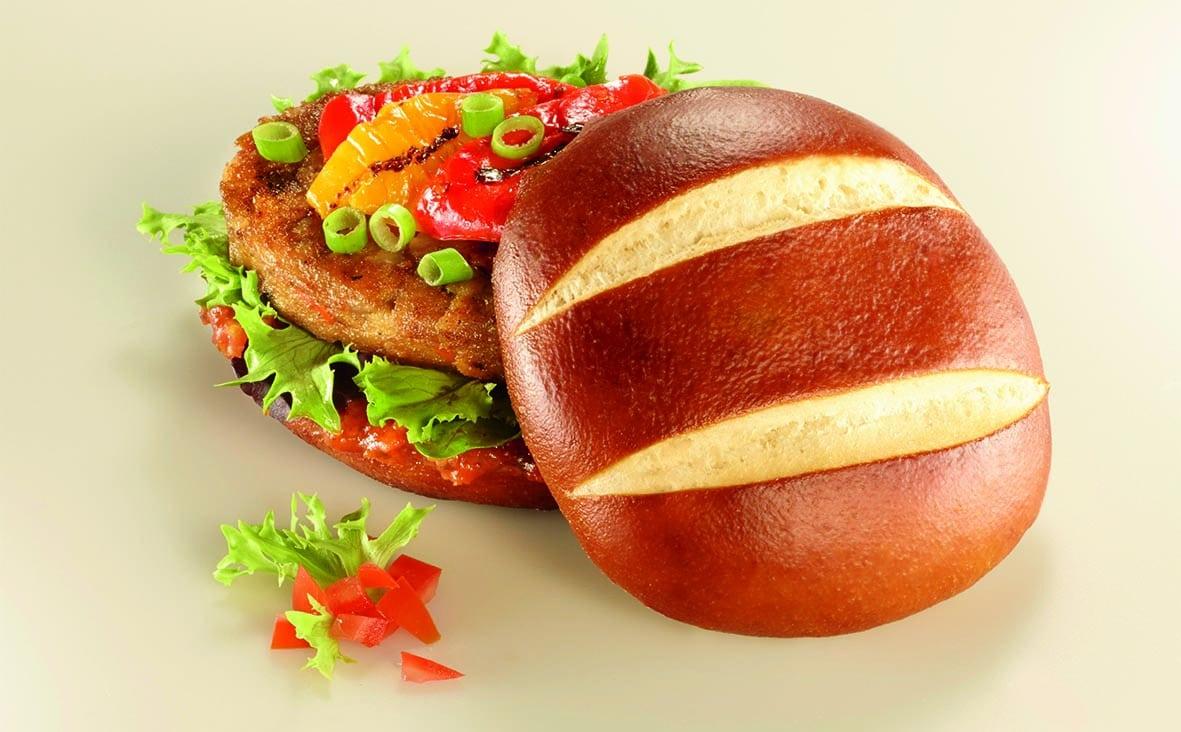 Pimp Your Pretzel 2 Burger Bun Spring Fantasy