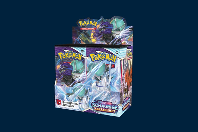 Valora Pokemon Box DE 1