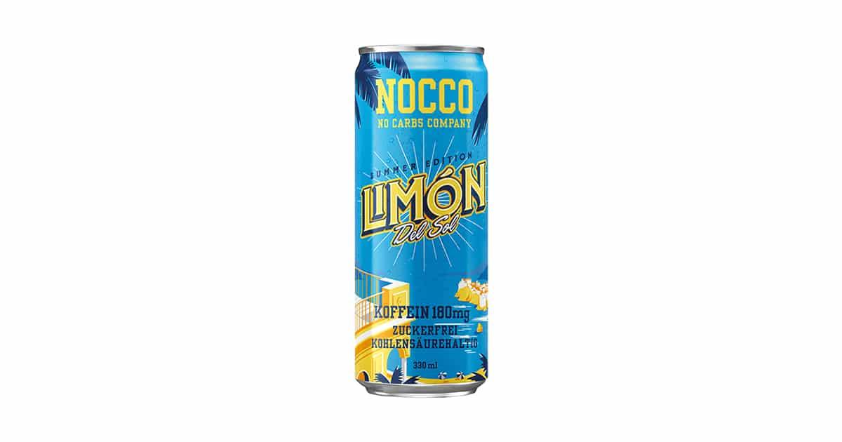 Nocco Bcaa Limon Del Sol
