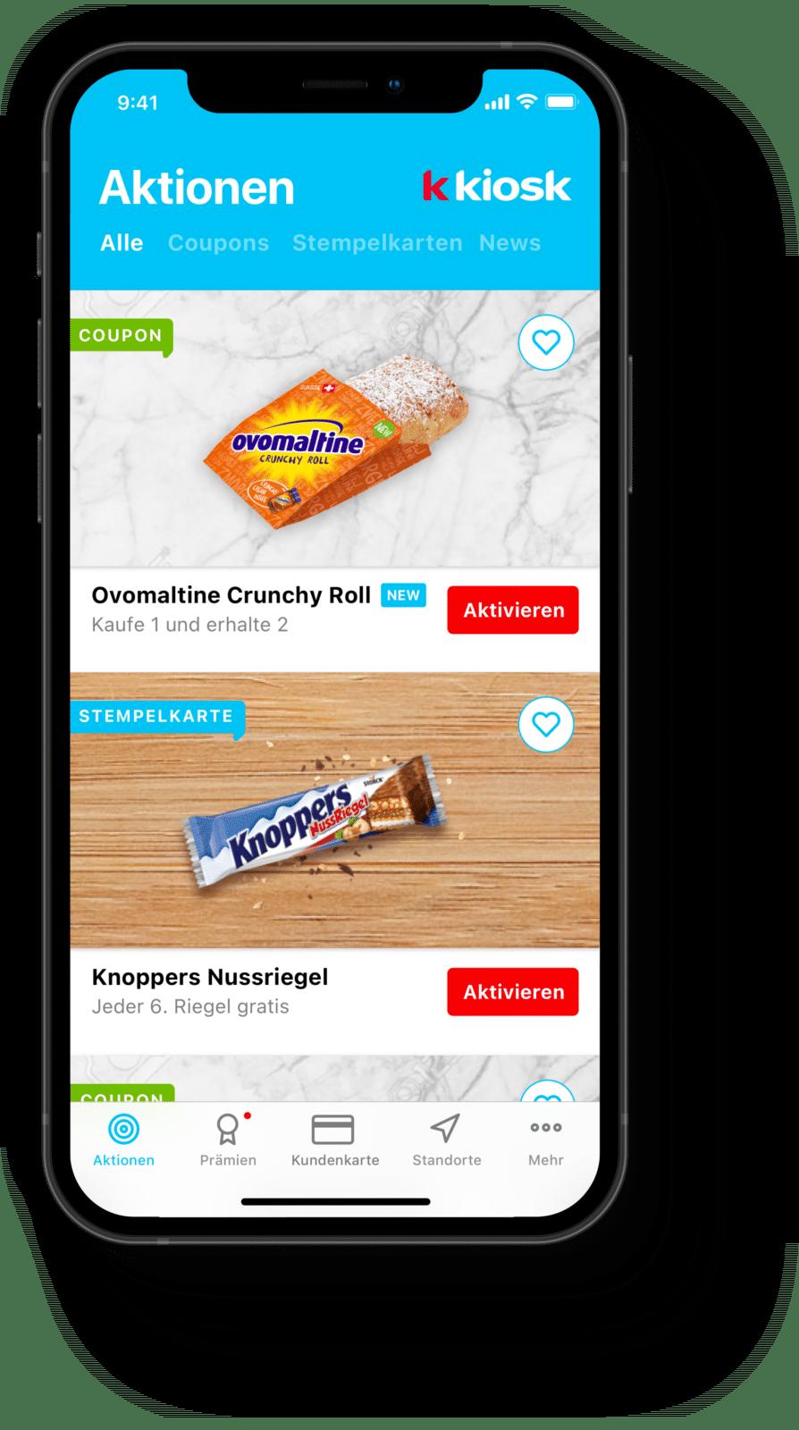 k kiosk App