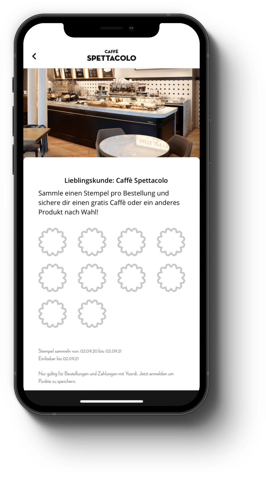 Caffè Spettacolo App